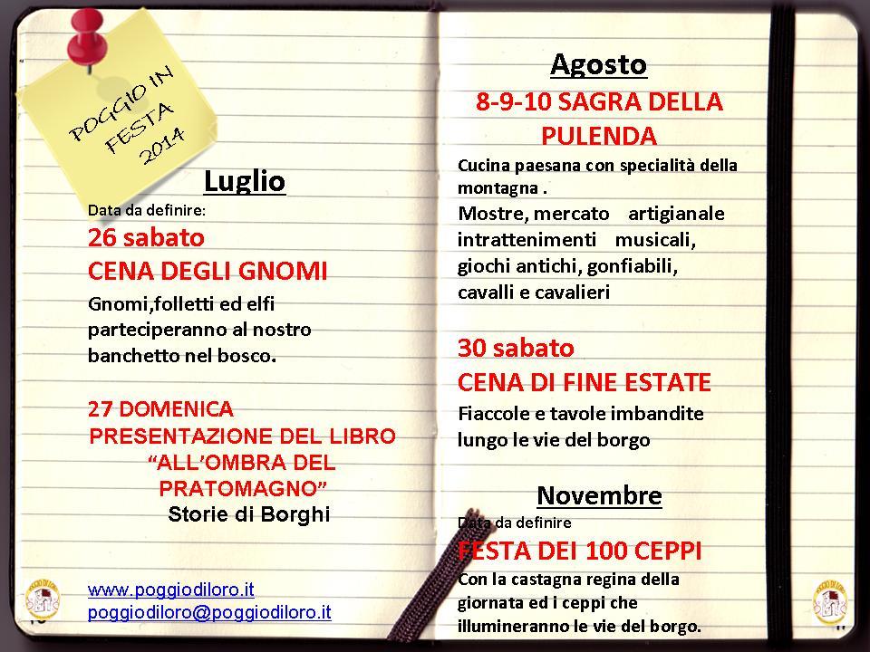 programma 2014 gpg